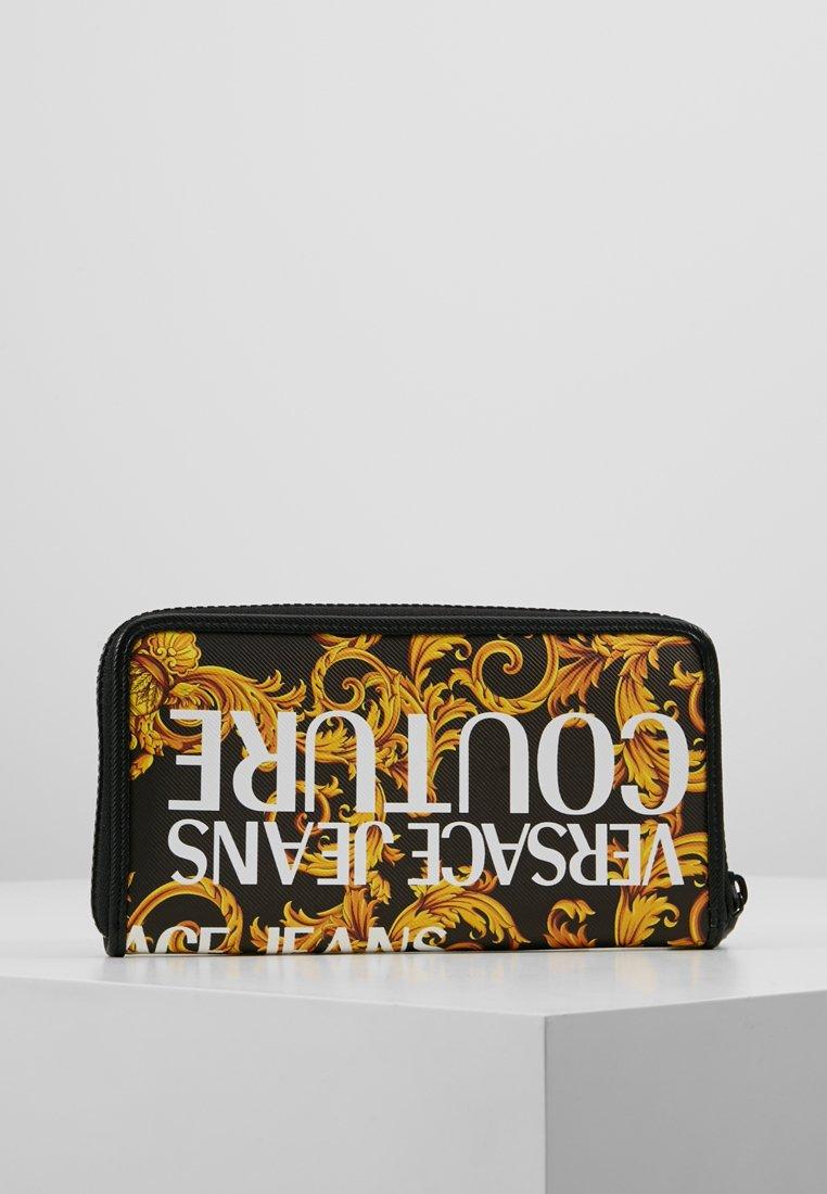 Versace Jeans Couture - WALLET - Geldbörse - black