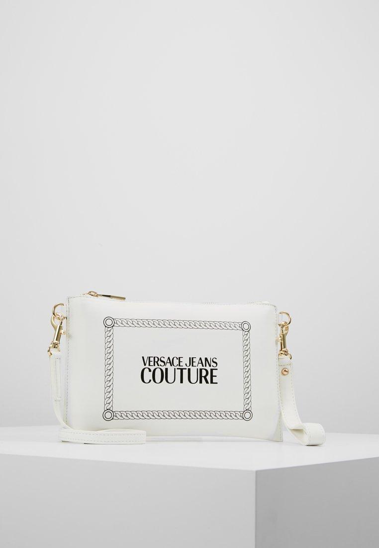 Versace Jeans Couture - Clutch - bianco ottico