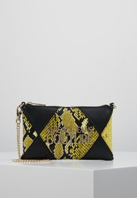 Versace Jeans Couture - Clutch - black/yellow - 0