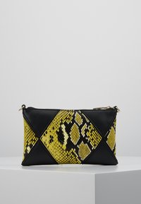 Versace Jeans Couture - Clutch - black/yellow - 2