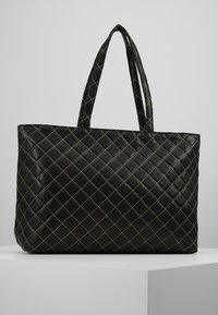 Versace Jeans Couture - SHOPPER QUILTED - Cabas - nero - 2