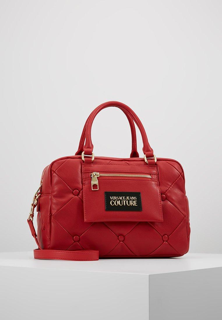 Versace Jeans Couture - COUCH HANDBAG - Håndtasker - rosso