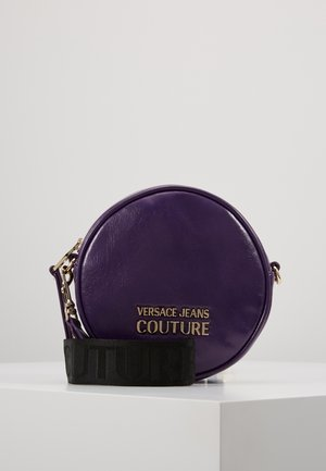 Across body bag - purple