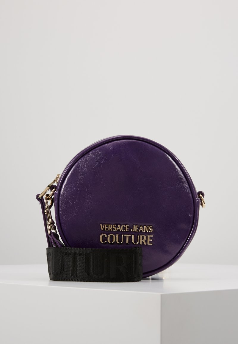 Versace Jeans Couture - Across body bag - purple