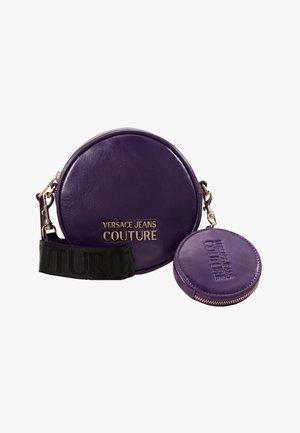 Borsa a tracolla - purple