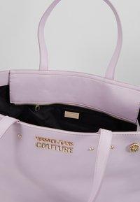 Versace Jeans Couture - Borsa a mano - wisteria - 4