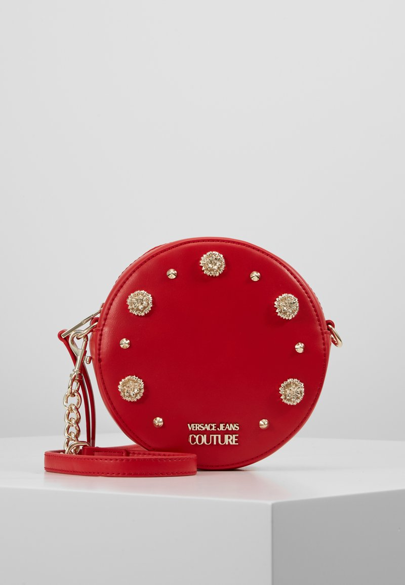 Versace Jeans Couture - Axelremsväska - red