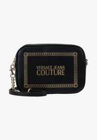 Versace Jeans Couture - Schoudertas - black/gold - 5