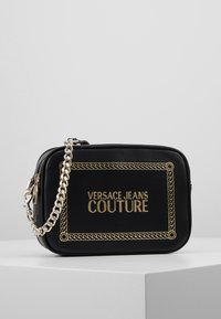 Versace Jeans Couture - Schoudertas - black/gold - 0