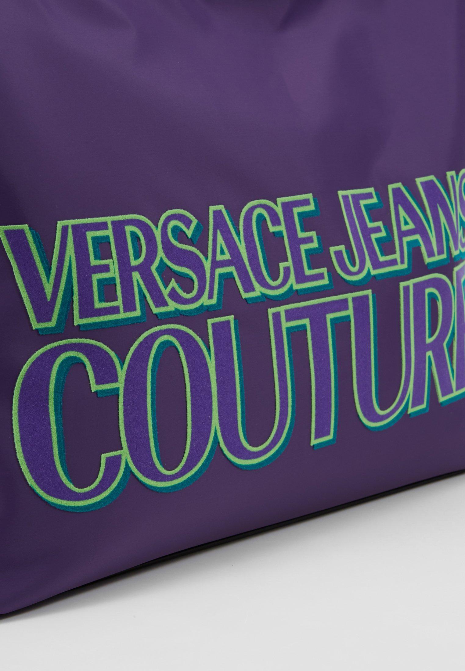 Versace Jeans Couture Shoppingveske purple Zalando.no