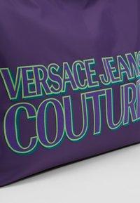 Versace Jeans Couture - Velká kabelka - purple - 6