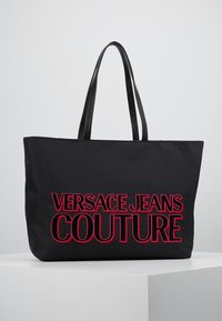 Versace Jeans Couture - Bolso shopping - black - 0