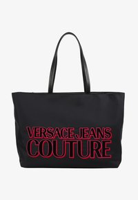 Versace Jeans Couture - Bolso shopping - black - 5