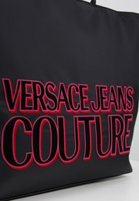 Versace Jeans Couture - Bolso shopping - black - 6