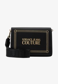 Versace Jeans Couture - Across body bag - black/gold - 5