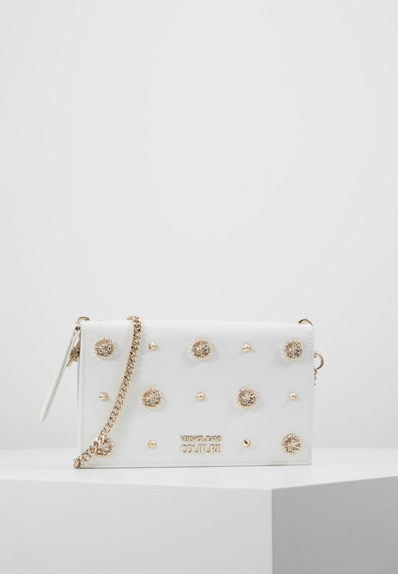 Versace Jeans Couture - Borsa a tracolla - white