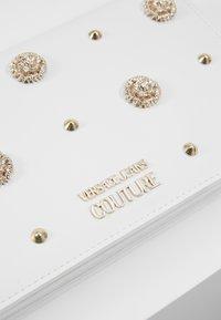 Versace Jeans Couture - Borsa a tracolla - white - 7