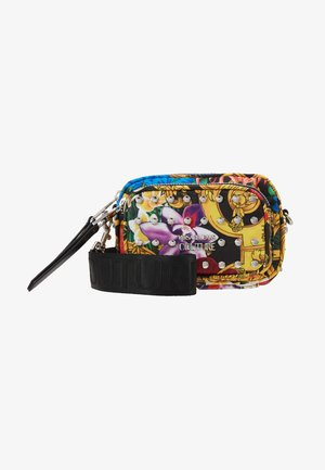 BAROQUE PRINT CAMERA - Across body bag - multi