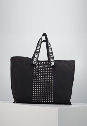 STUDDED SHOPPER - Shopper - black