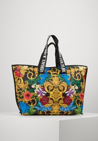 Versace Jeans Couture - BAROQUE STUD SHOPPER - Shopper - multi - 2