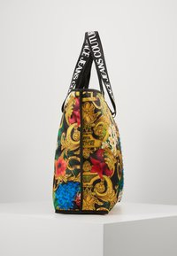 Versace Jeans Couture - BAROQUE STUD SHOPPER - Shopper - multi - 3