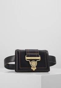 Versace Jeans Couture - BELT BAG BUCKLE - Rumpetaske - nero - 4
