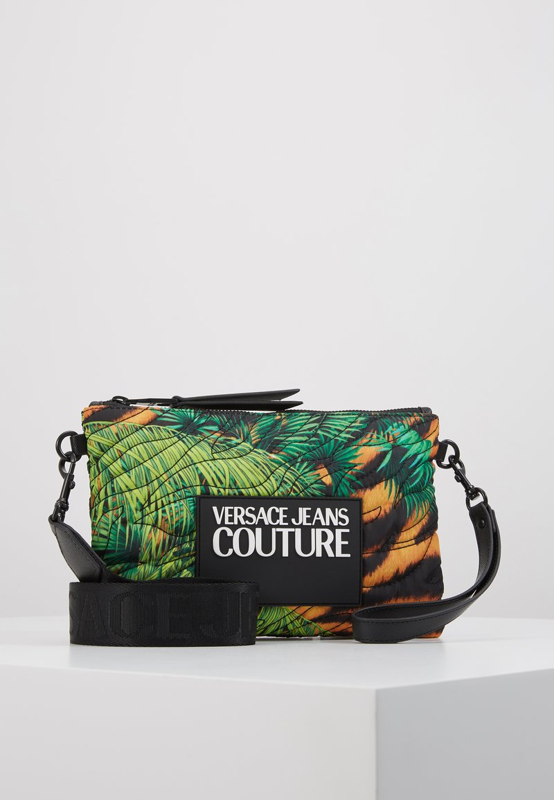 Versace Jeans Couture - MED POUCH STRAP - Clutch - multicoloured