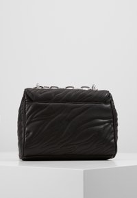 Versace Jeans Couture - QUILTED CHAIN - Sac bandoulière - nero - 2