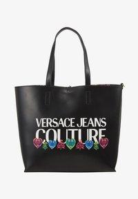 Versace Jeans Couture - REVERS PRINT LOGO SET - Handtas - multicolour - 7