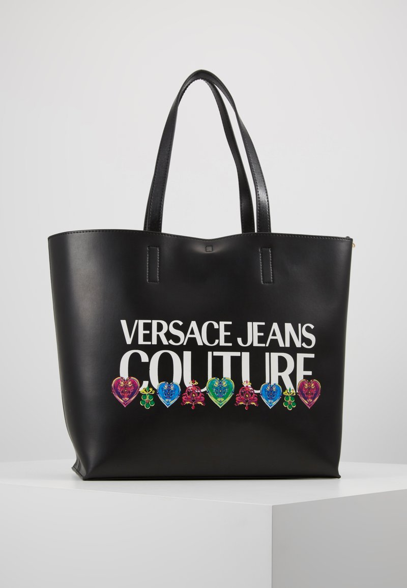 Versace Jeans Couture - REVERS PRINT LOGO SET - Handtas - multicolour