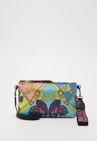 Versace Jeans Couture - MEDIUM POUCH - Clutch - multcolor - 1
