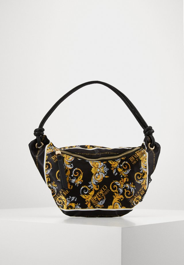 SHOULDER FANNYPACKBANDANA BAG - Handbag - black