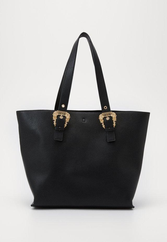 SHOPPING BAG - Shoppingveske - nero