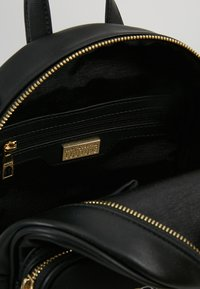 Versace Jeans Couture - BACKPACK - Rucksack - black - 4
