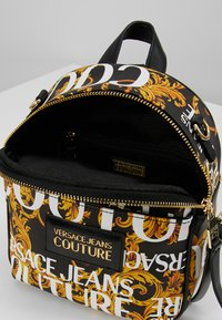 Versace Jeans Couture - MINI BACKPACK - Rugzak - black - 4