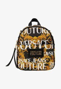 Versace Jeans Couture - MINI BACKPACK - Rugzak - black - 5