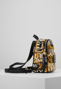 Versace Jeans Couture - MINI BACKPACK - Rugzak - black - 3