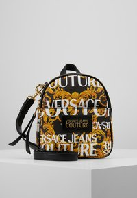 Versace Jeans Couture - MINI BACKPACK - Rugzak - black - 0