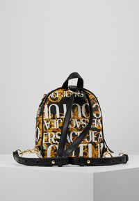 Versace Jeans Couture - MINI BACKPACK - Rugzak - black - 2