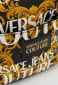 Versace Jeans Couture - MINI BACKPACK - Rugzak - black - 6