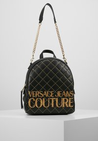 Versace Jeans Couture - BACKPACK QUILTED - Rugzak - nero - 0