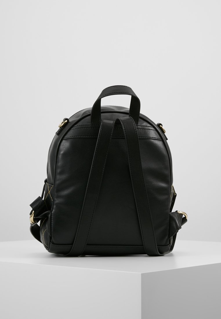 Dos QuiltedSac Jeans Couture Nero Backpack À Versace H2bEDIWYe9