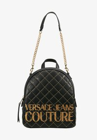 Versace Jeans Couture - BACKPACK QUILTED - Rugzak - nero - 5