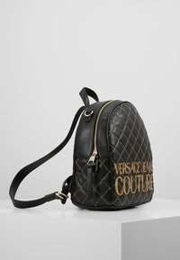 Versace Jeans Couture - BACKPACK QUILTED - Rugzak - nero - 3