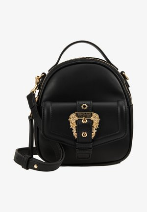 BAROQUE BUCKLE MINI BACKPACK - Batoh - black
