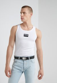 Versace Jeans Couture - LINEA UOMO - Cinturón - black - 1