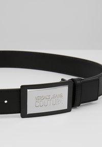 Versace Jeans Couture - LINEA UOMO - Belt - black - 4