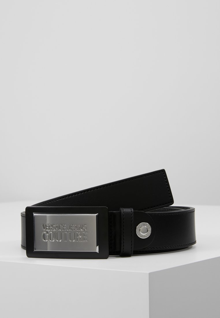 Versace Jeans Couture - LINEA UOMO - Cinturón - black