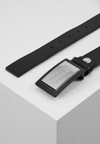 Versace Jeans Couture - LINEA UOMO - Belt - black - 2