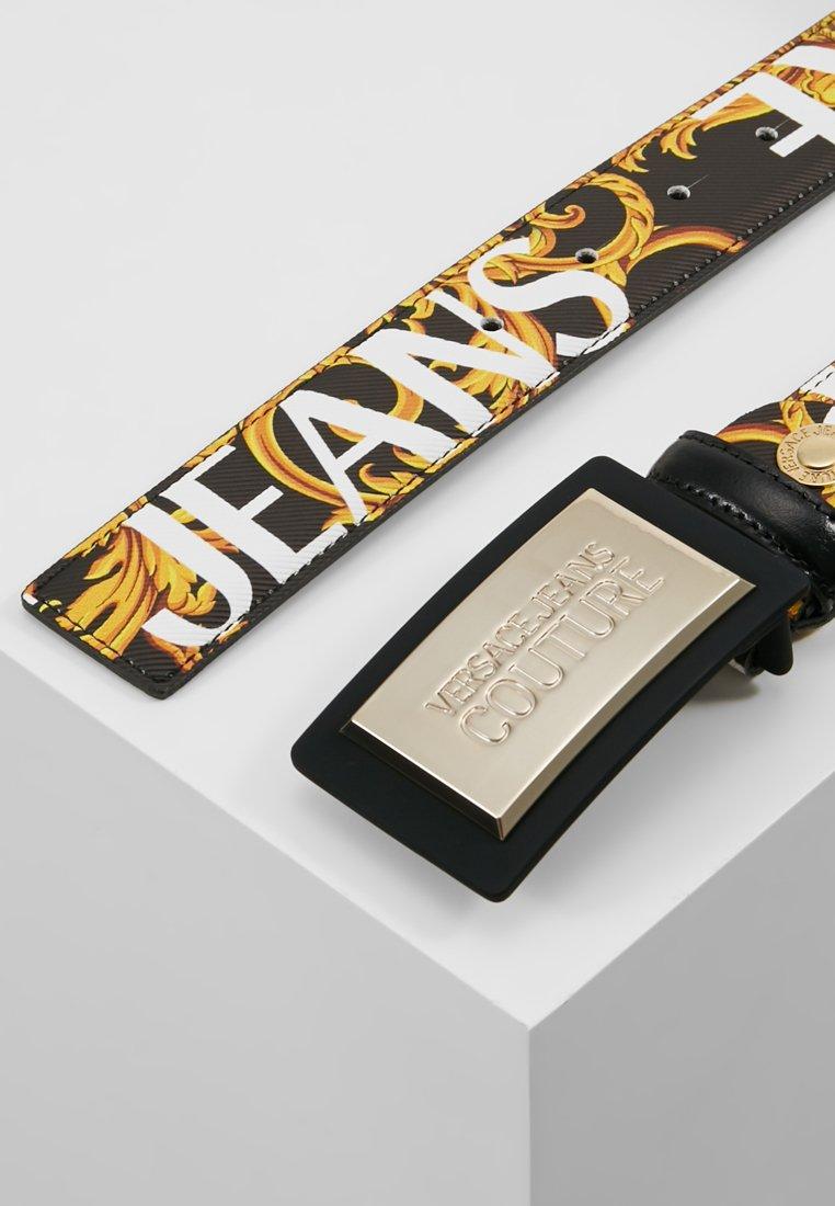 Linea UomoCeinture Black gold Versace Jeans Couture Lq43AR5j